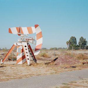 Cold war radar in California